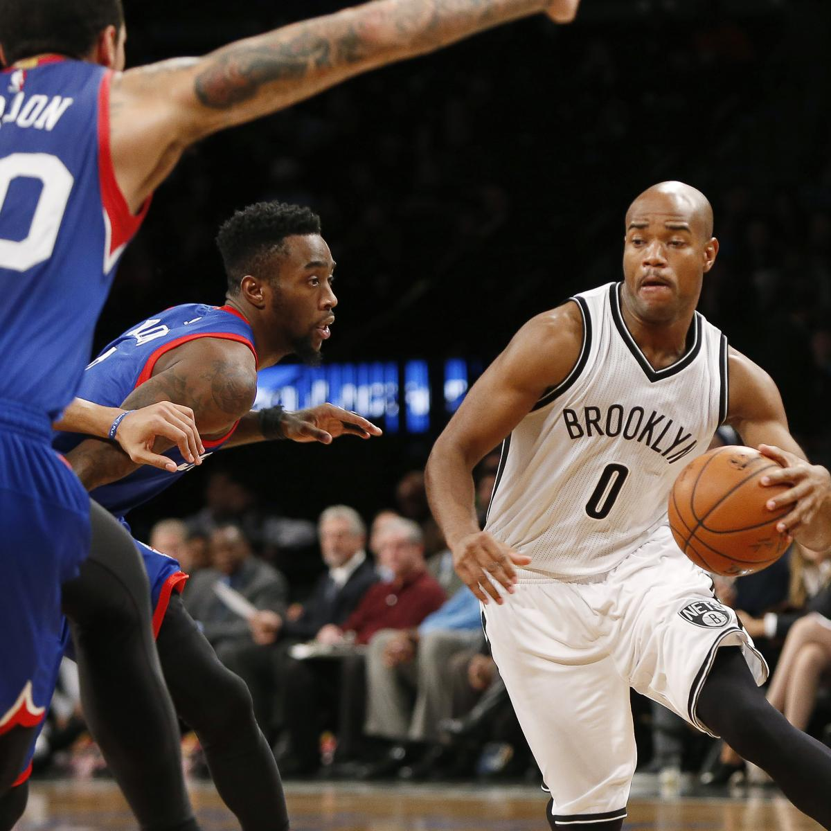 Philadelphia 76ers Vs. Brooklyn Nets 10/20/14: Video