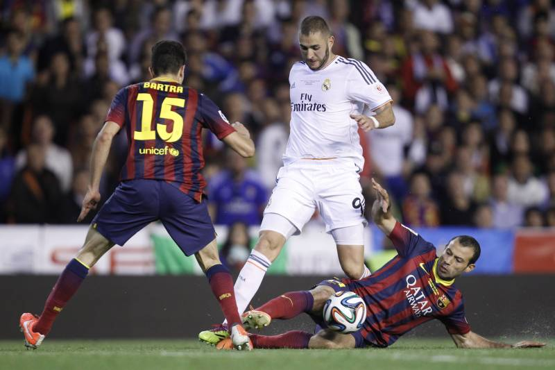 Real Madrid Vs Barcelona El Clasico Stats Head To Head Record