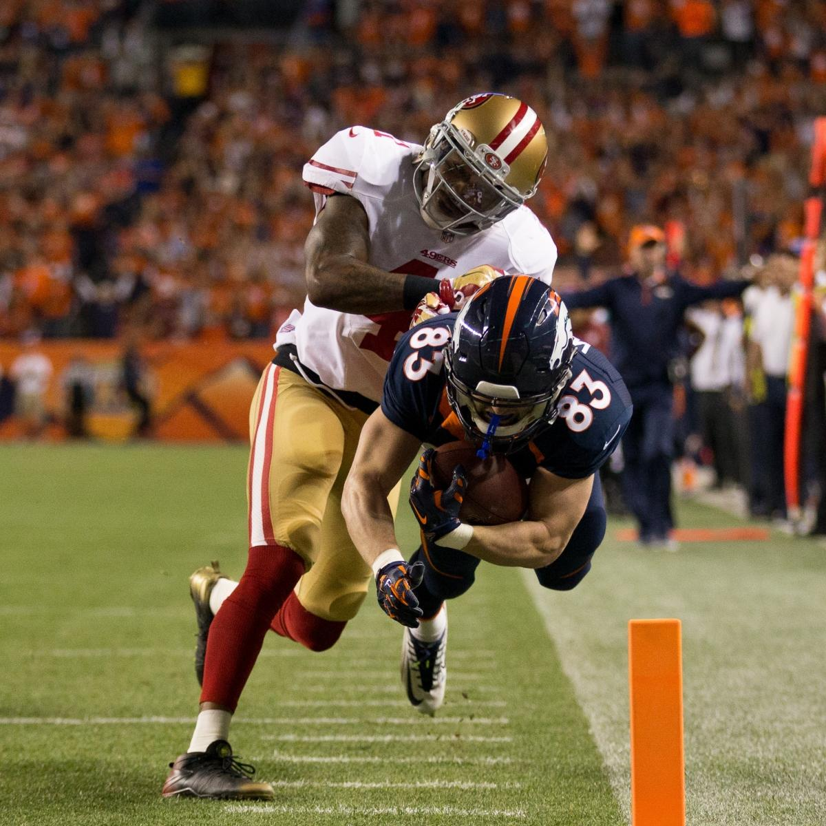 San Francisco 49ers: Ranking Antoine Bethea And The Rest