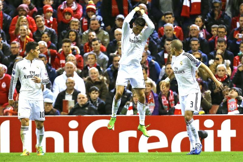 Liverpool Vs Real Madrid Score Grades And Reaction From