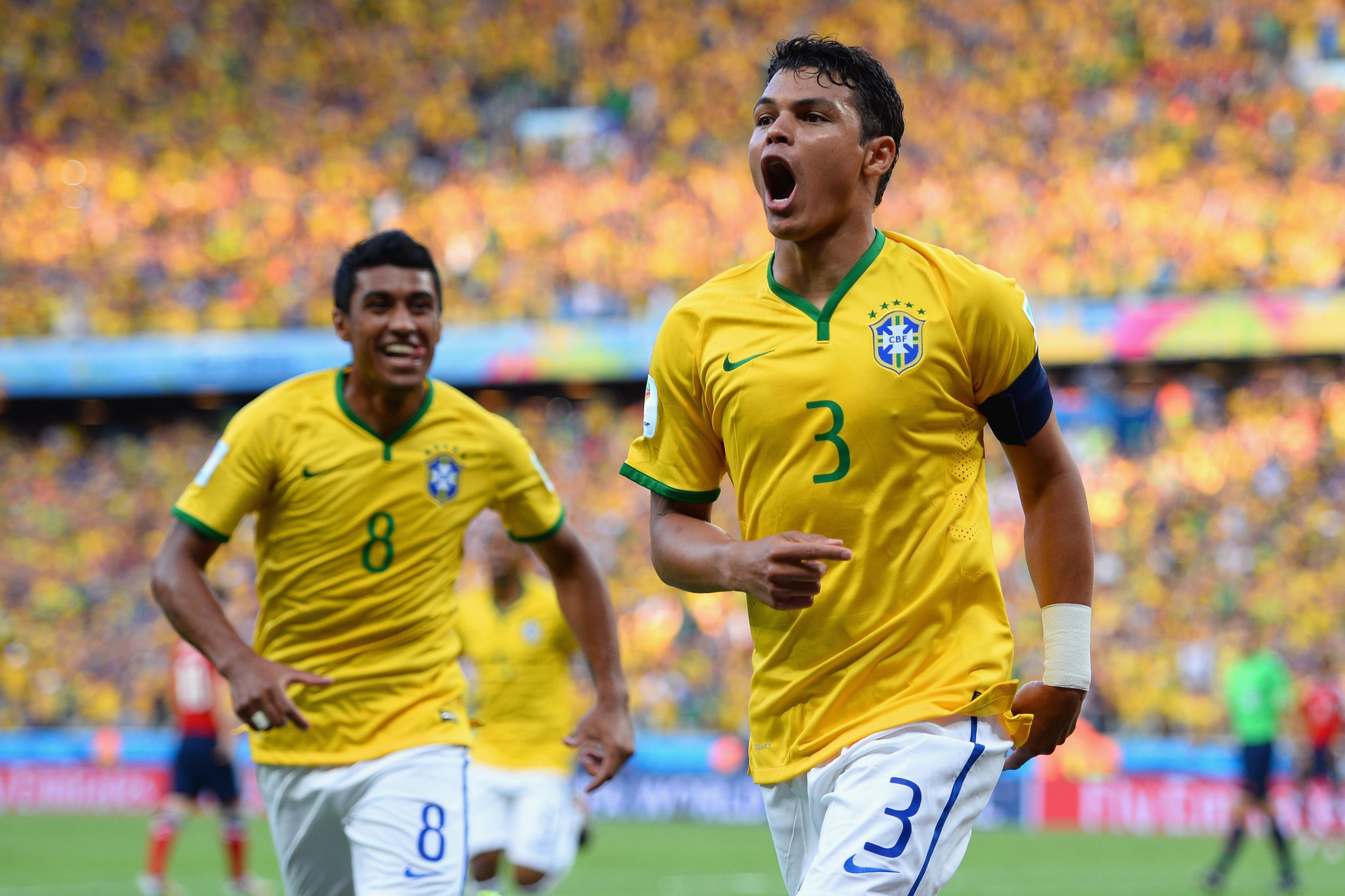 Thiago Silva Returns to Brazil Squad and Neymar Confirmed as Captain | Bleacher Report | Latest News, Videos and Highlights