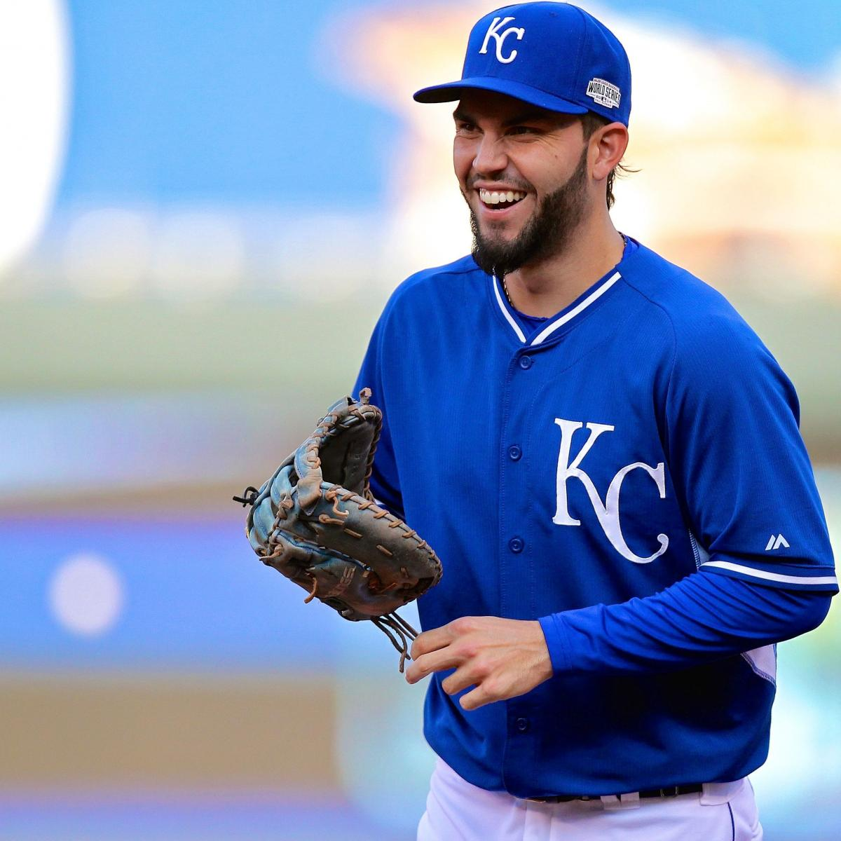 Eric Hosmers Breakout Postseason May Be Turning Point In MLB Career
