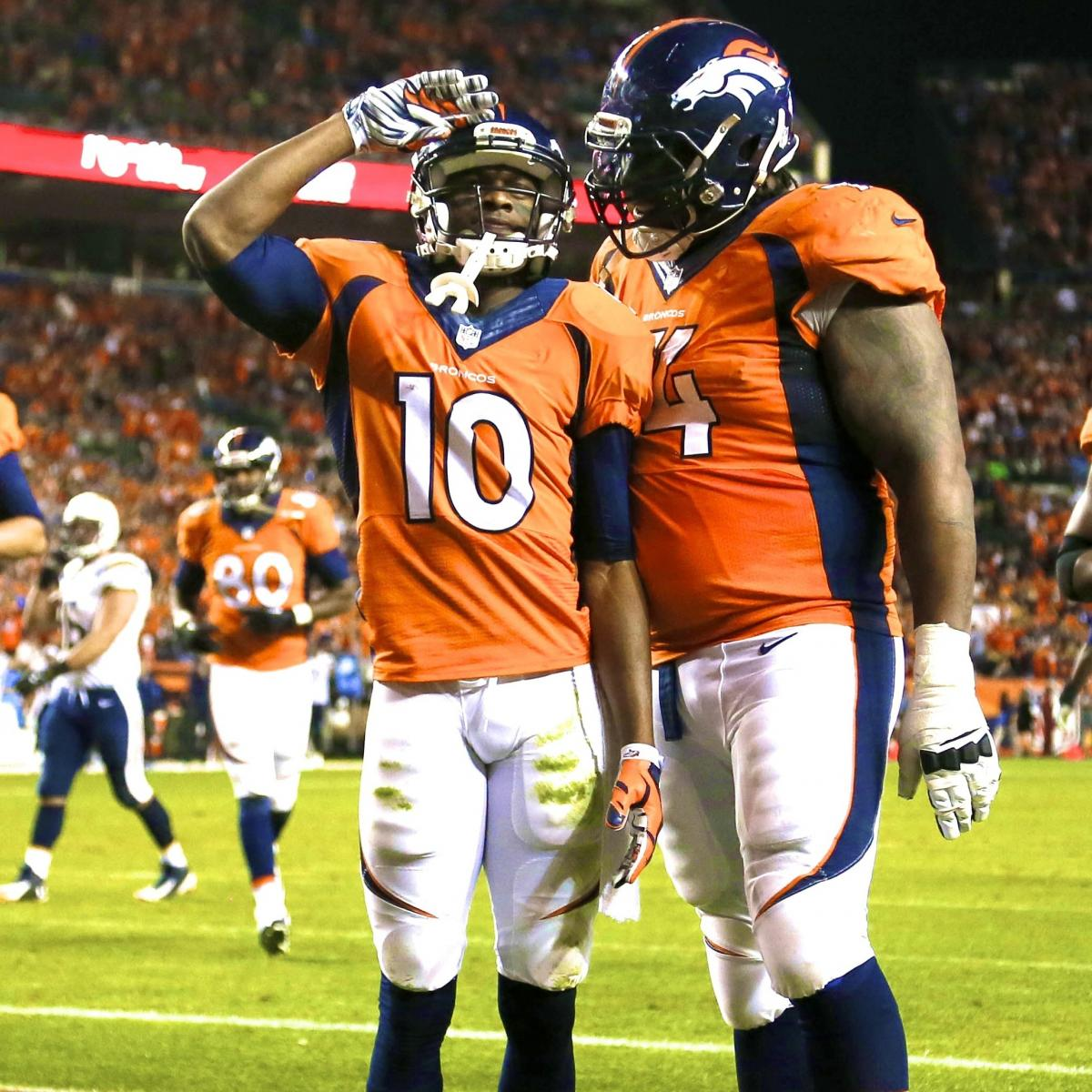 San Diego Chargers Denver Broncos Score: Chargers Vs. Broncos: Score And Twitter Reaction For
