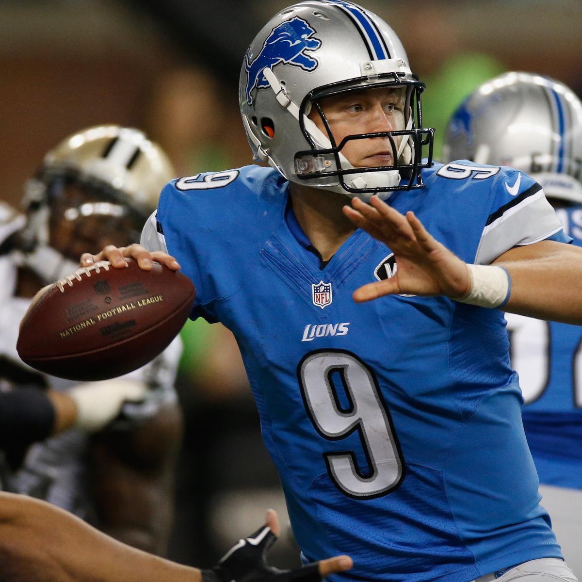 Denver Broncos Vs Detroit Lions Live Score Highlights And: NFL Week 8 Picks: Predictions For Favorites And Underdogs