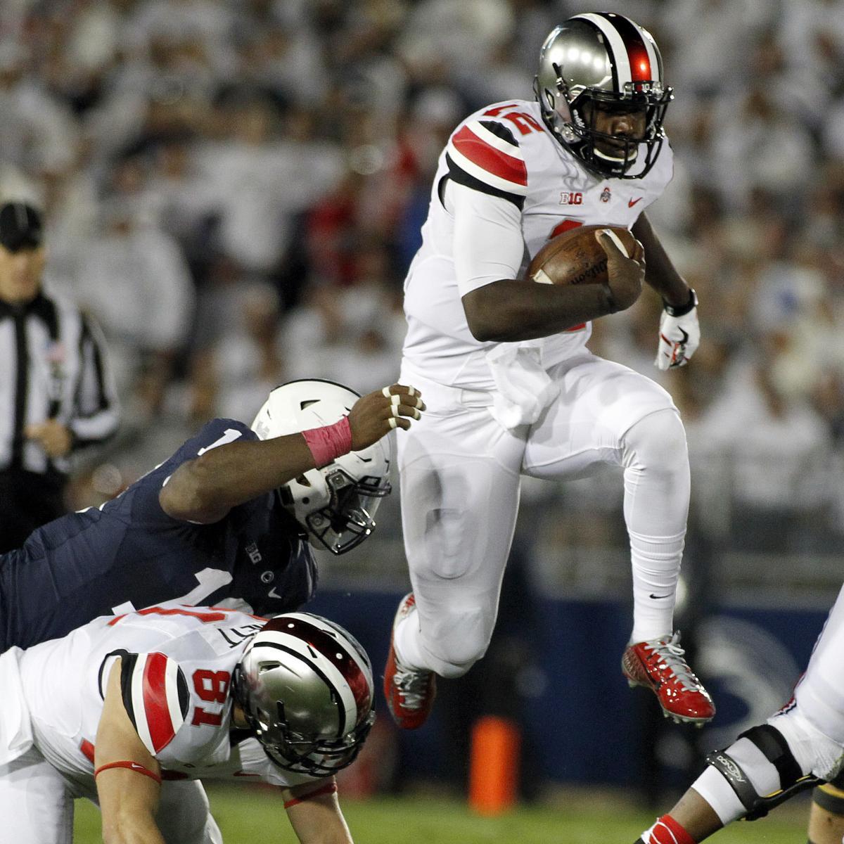 Penn Grades,  for vs. State: Analysis Ohio State Game
