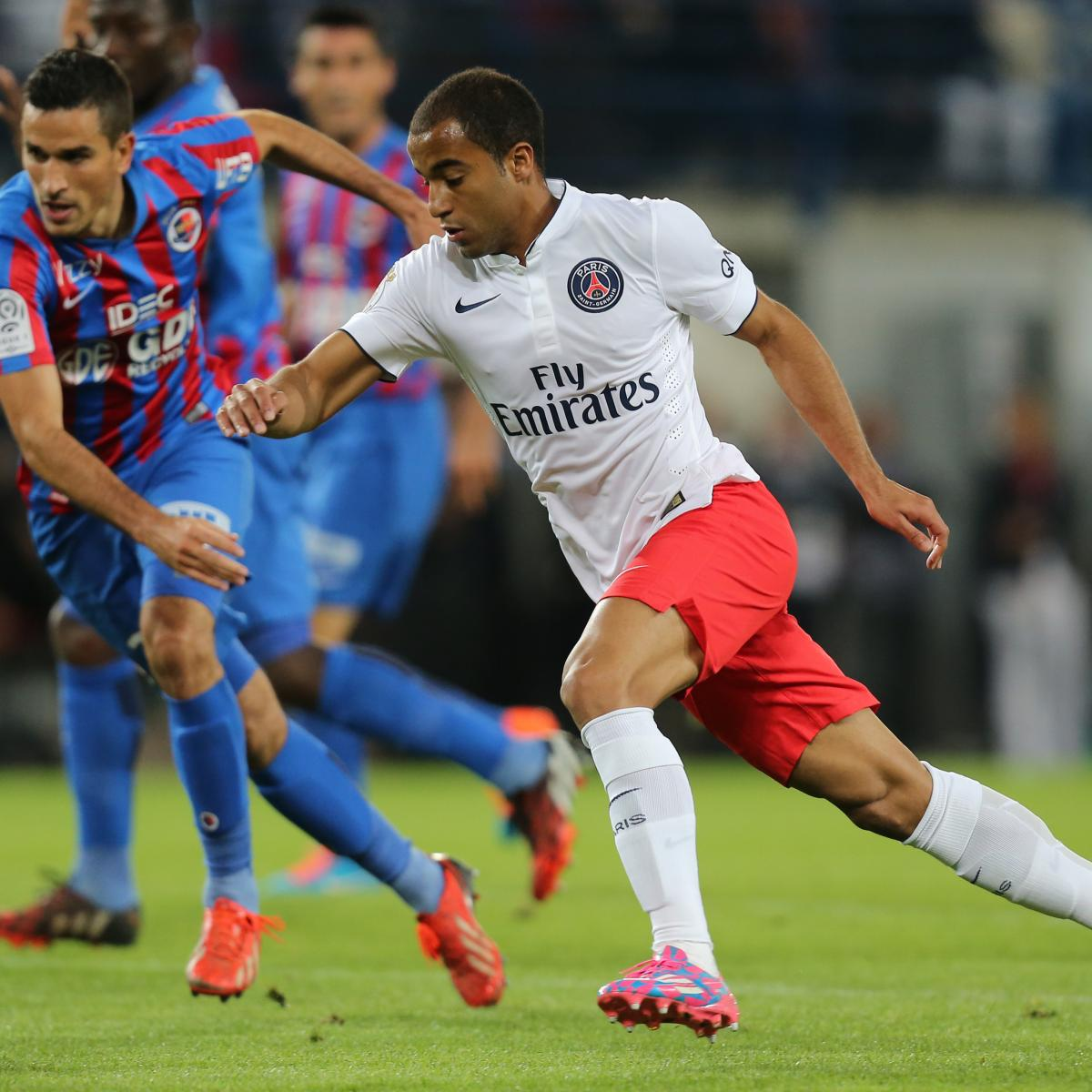Lucas Moura: Finally Becoming A Superstar At Paris Saint