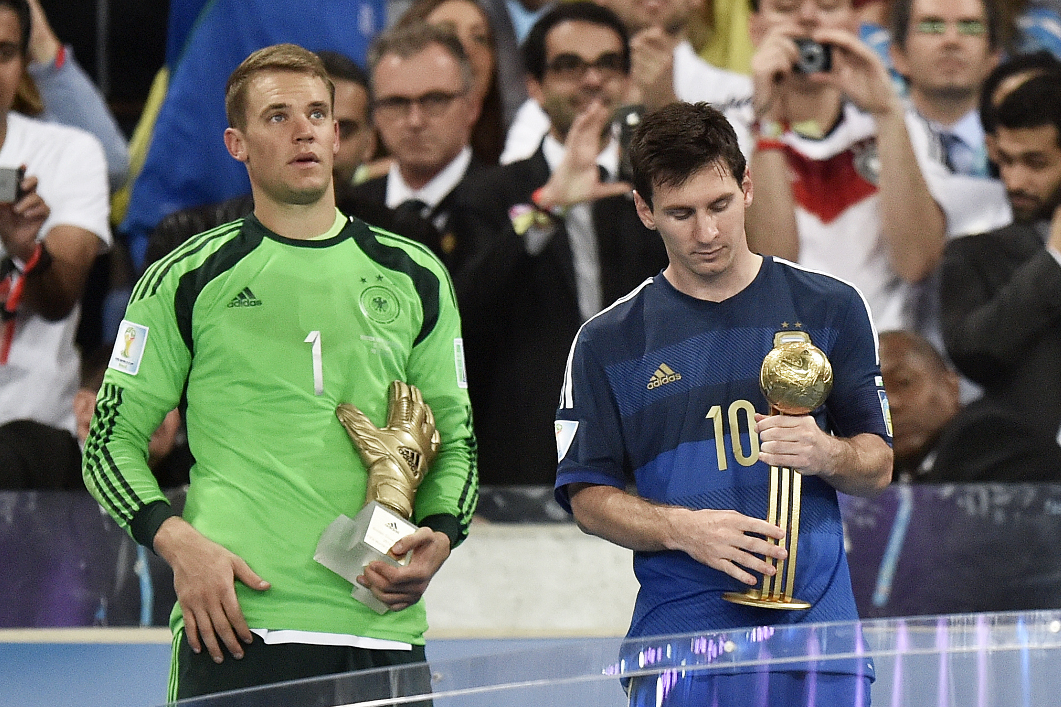Lionel Messi S World Cup Golden Ball Award Was A Mistake Says Sepp Blatter Bleacher Report Latest News Videos And Highlights