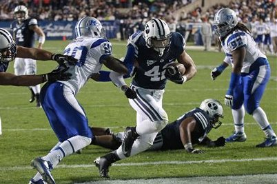 BYU vs. Middle Tennessee Complete Game Preview | Bleacher ...