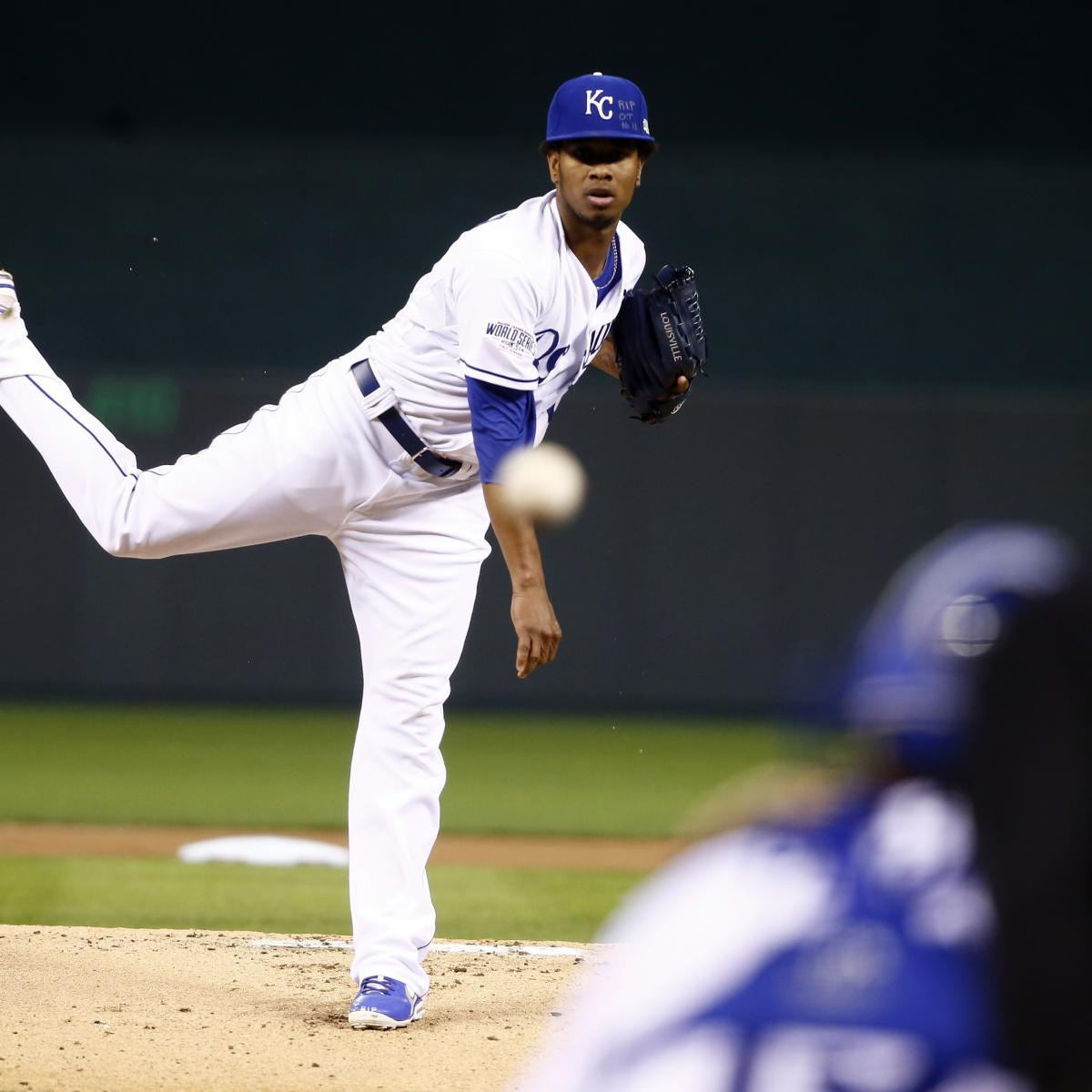 Royals' Yordano Ventura Delivers Ace Performance To Push