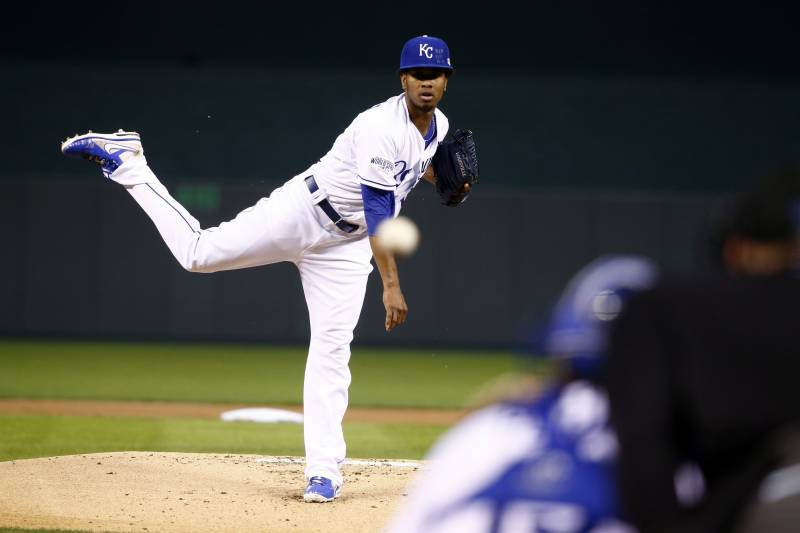 0ca3d0569 Royals  Yordano Ventura Delivers Ace Performance to Push World ...