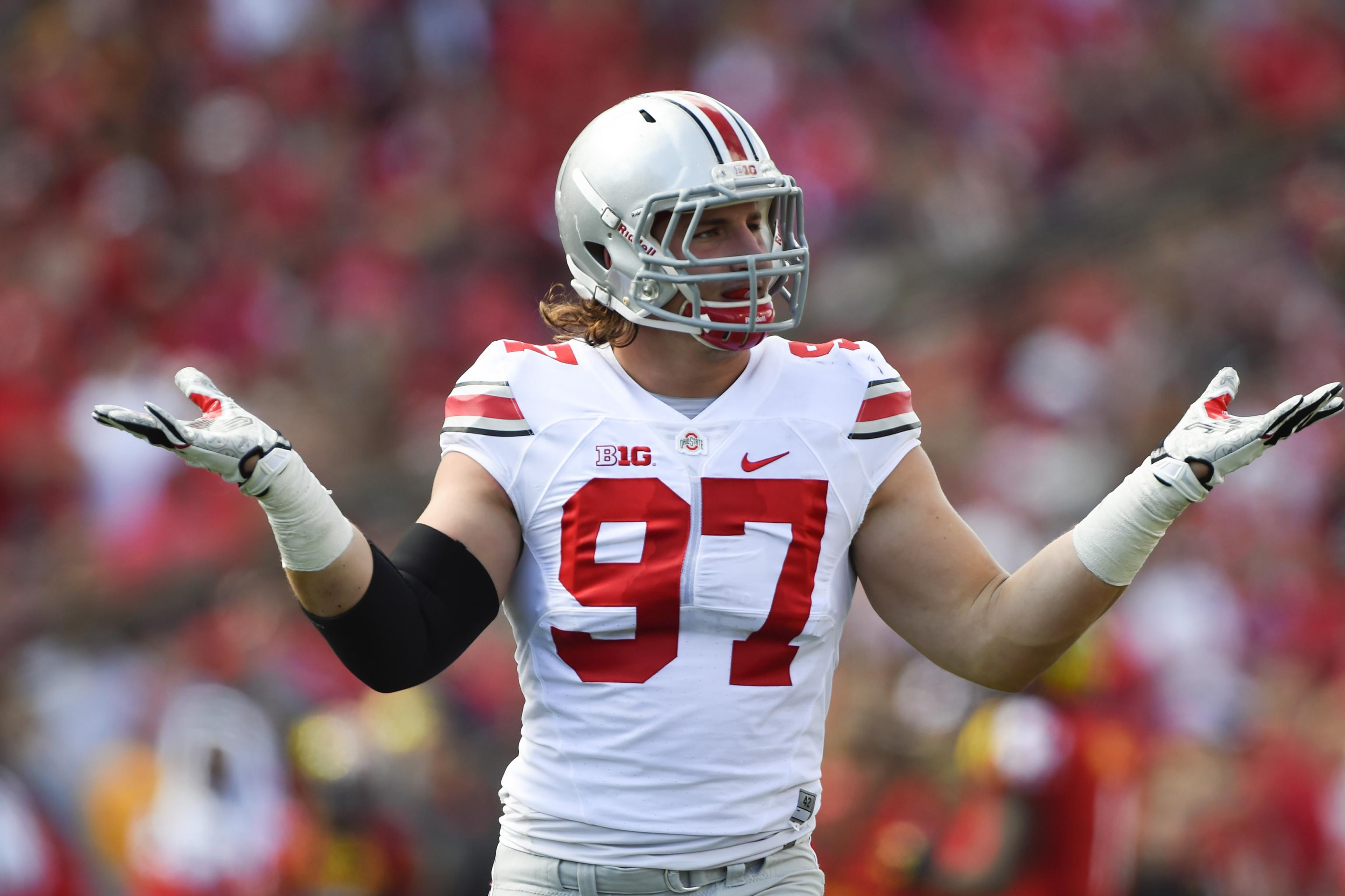 Joey Bosa Is College Football's New Rob ...