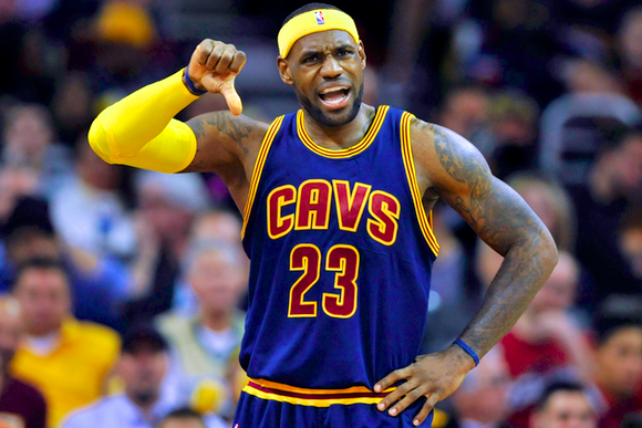 meilleure sélection 760a4 72c46 LeBron James May Never Match the Feats of Michael Jordan ...