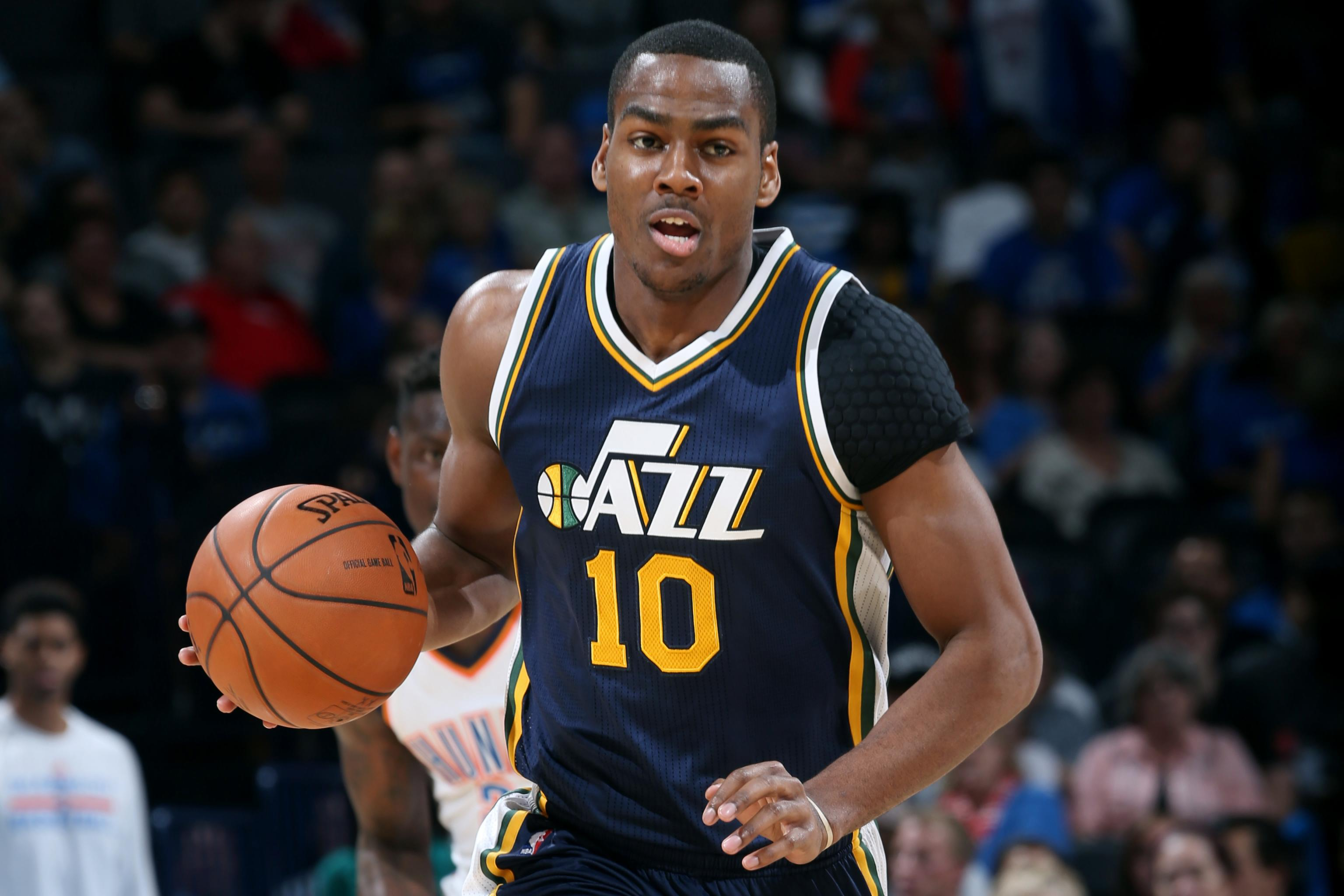 new style 686f1 15538 Alec Burks' Contract Extension Will Pay Big Dividends for ...