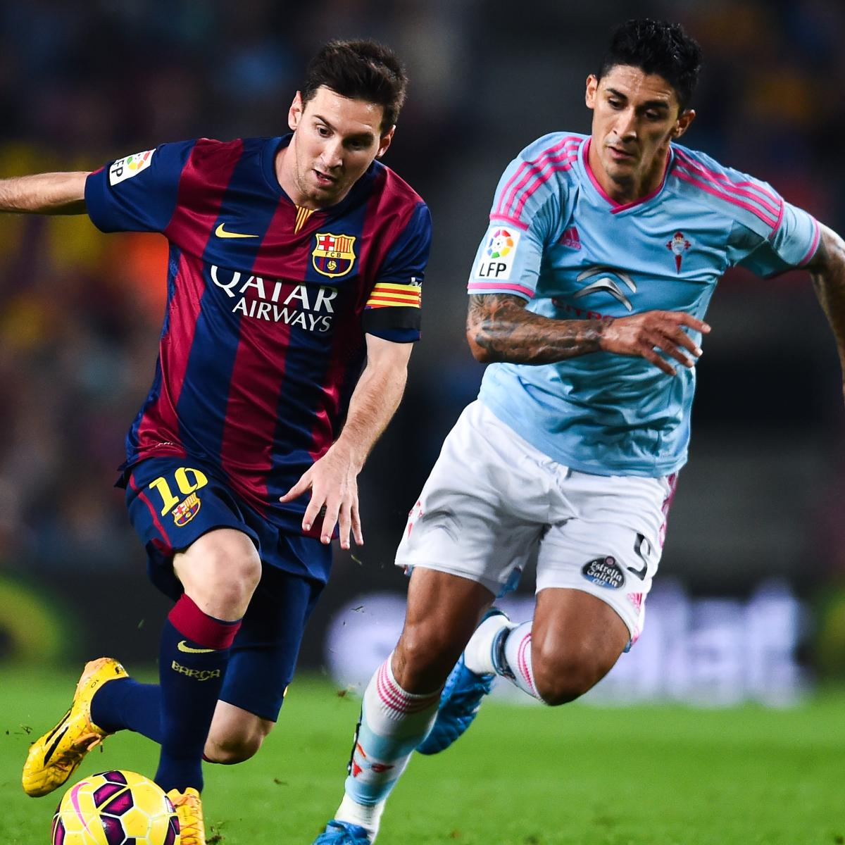 Barcelona Vs. Celta Vigo: Score, Grades And Reaction From