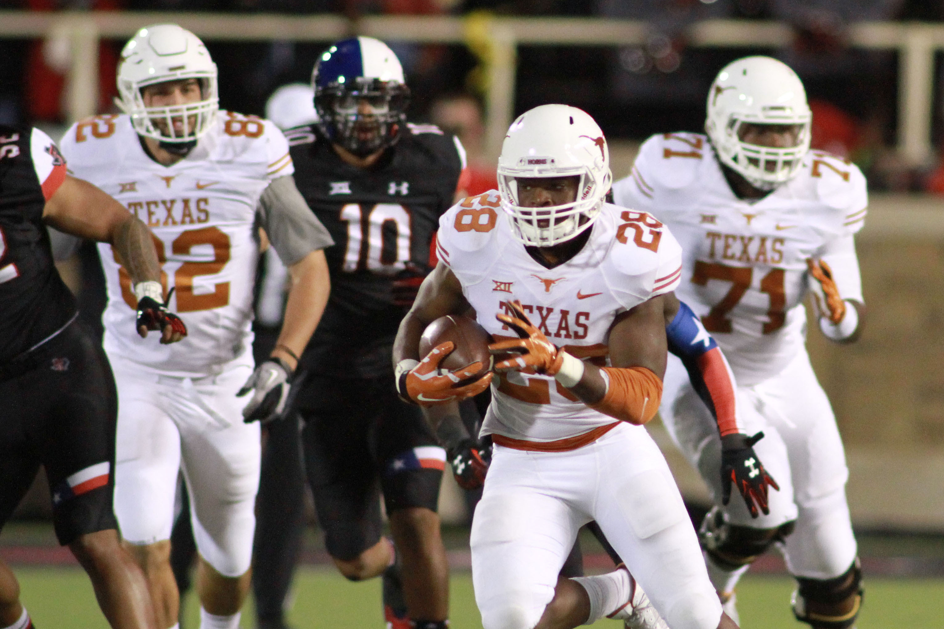 Texas Vs Texas Tech Game Grades Analysis For Longhorns And Red Raiders Bleacher Report Latest News Videos And Highlights