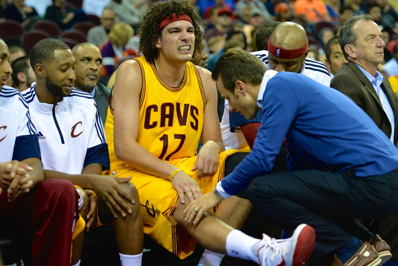Why the Cavaliers Gave Aging Anderson Varejao a $30 Million Contract  Extension | Bleacher Report | Latest News, Videos and Highlights