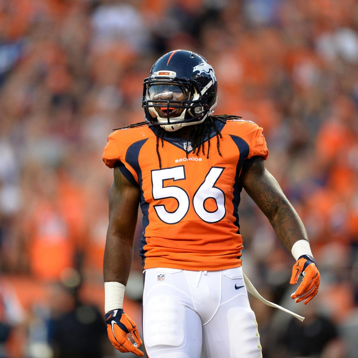 Nate Irving Injury: Updates On Broncos LB's Knee And