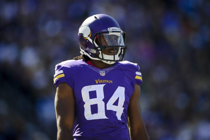 Cordarrelle Patterson Struggling in Misplaced Role in Vikings ... ae18c4a26