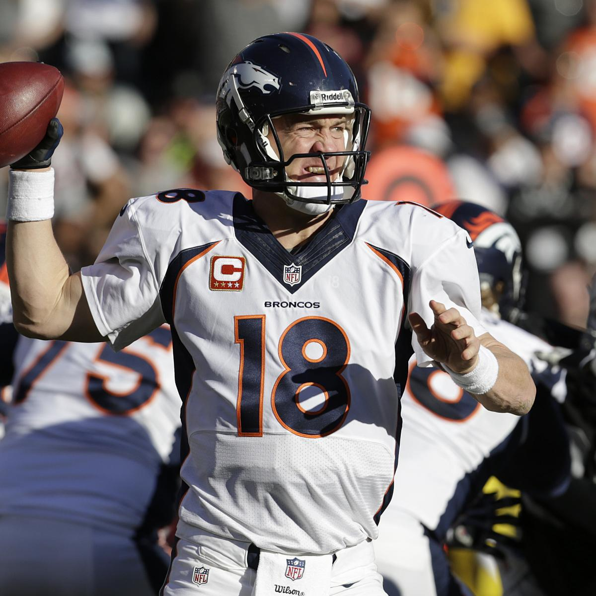 Broncos Vs. Raiders: Breaking Down Denver's Game Plan