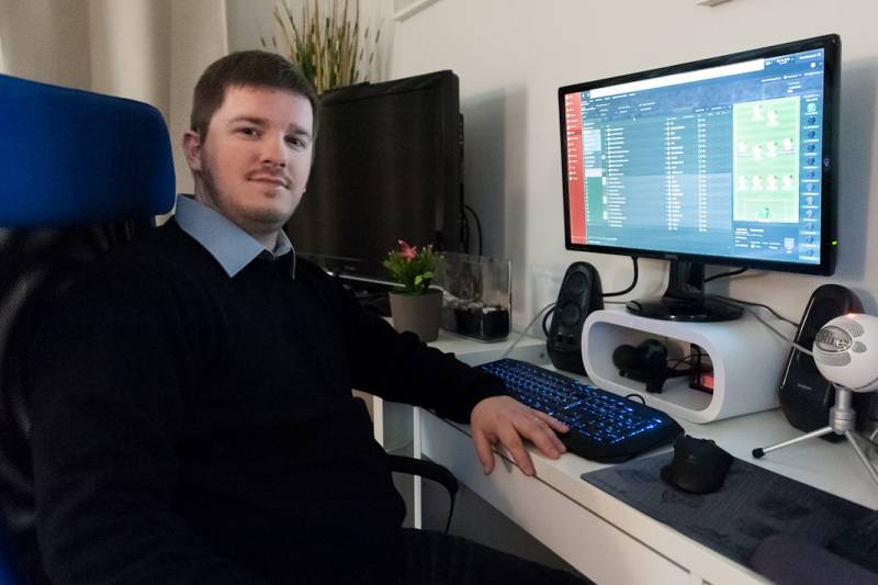 Meet the Football Manager Genius Who Used the Game to Escape