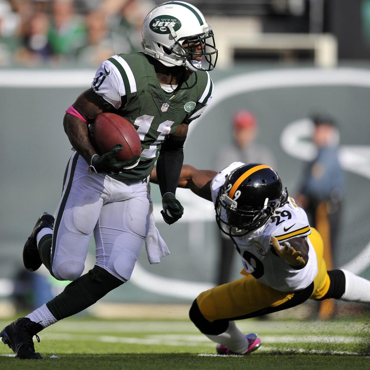 Pittsburgh Steelers vs. New York Jets  Full Week 10 Preview for New ... b6ec23031