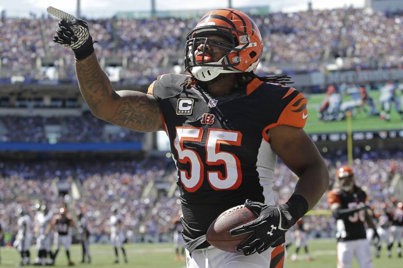 Vontaze Burfict Injury Updates On Bengals Star S Recovery