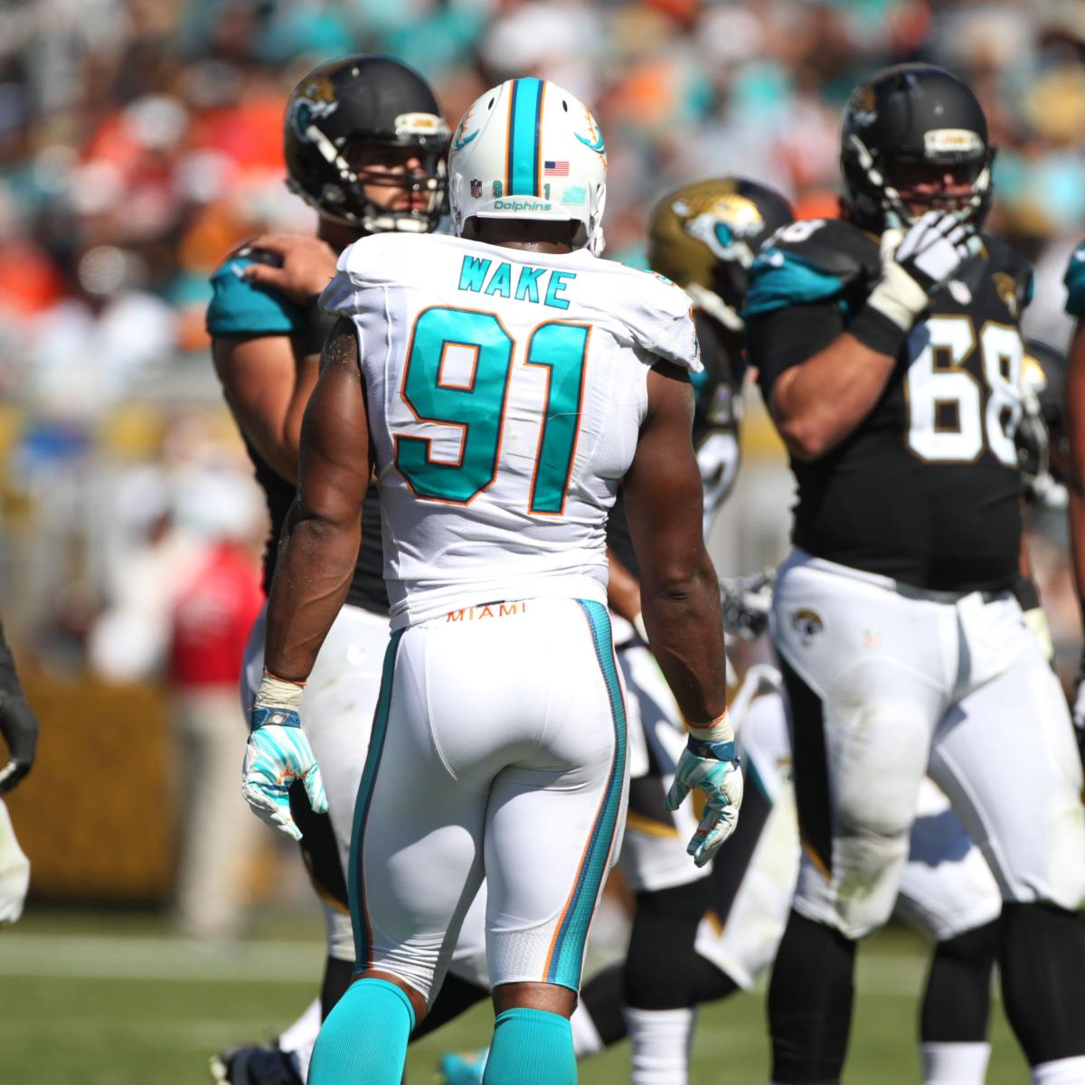San Diego Chargers Defensive Line: Breaking Down The Different Elements Of Miami Dolphins
