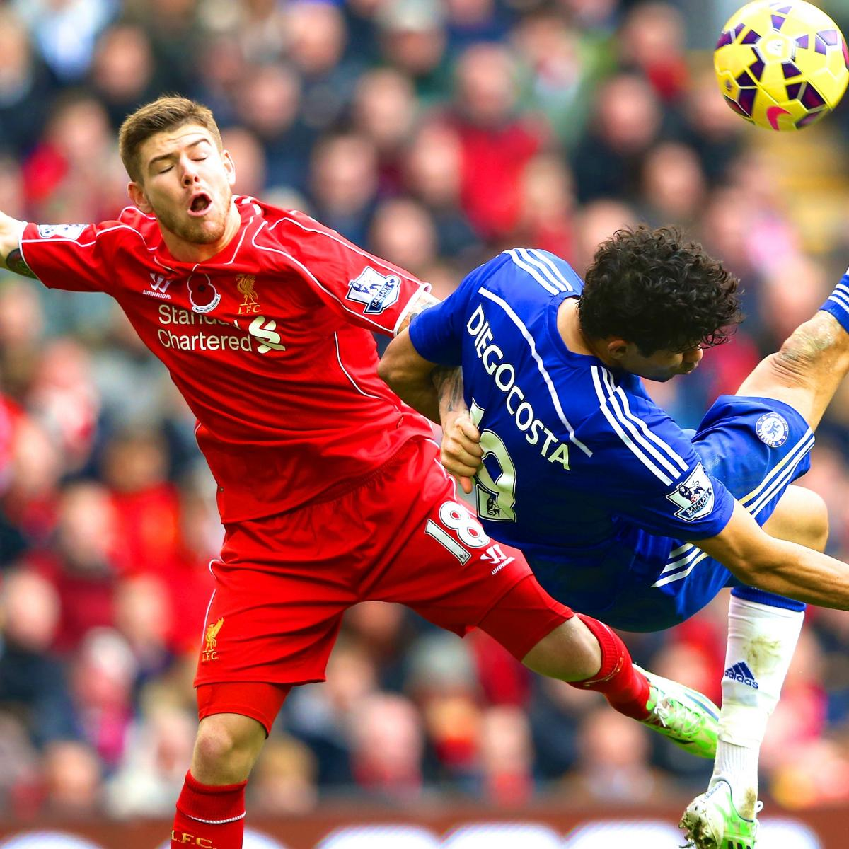 Liverpool News When Did The Premier League S Finest: Liverpool Vs. Chelsea: Score, Grades And Reaction From