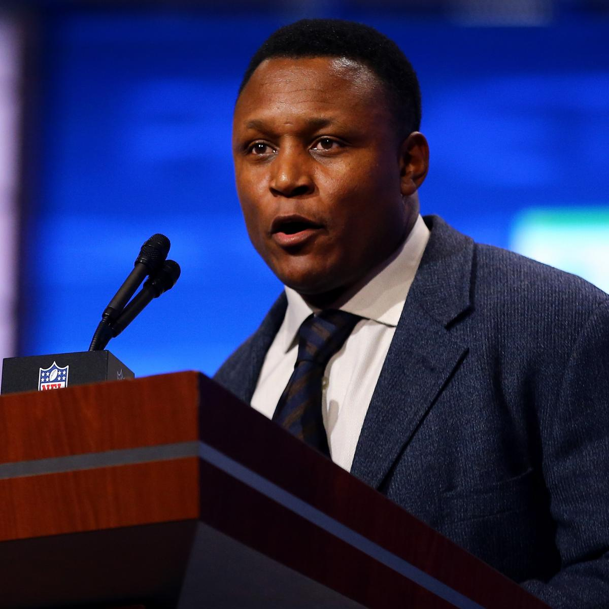 Barry Sanders Reveals Which NFL Running Back He'd Choose