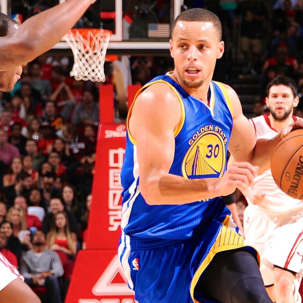 Rockets Vs Warriors May 24: Golden State Warriors Vs. Houston Rockets: Live Score