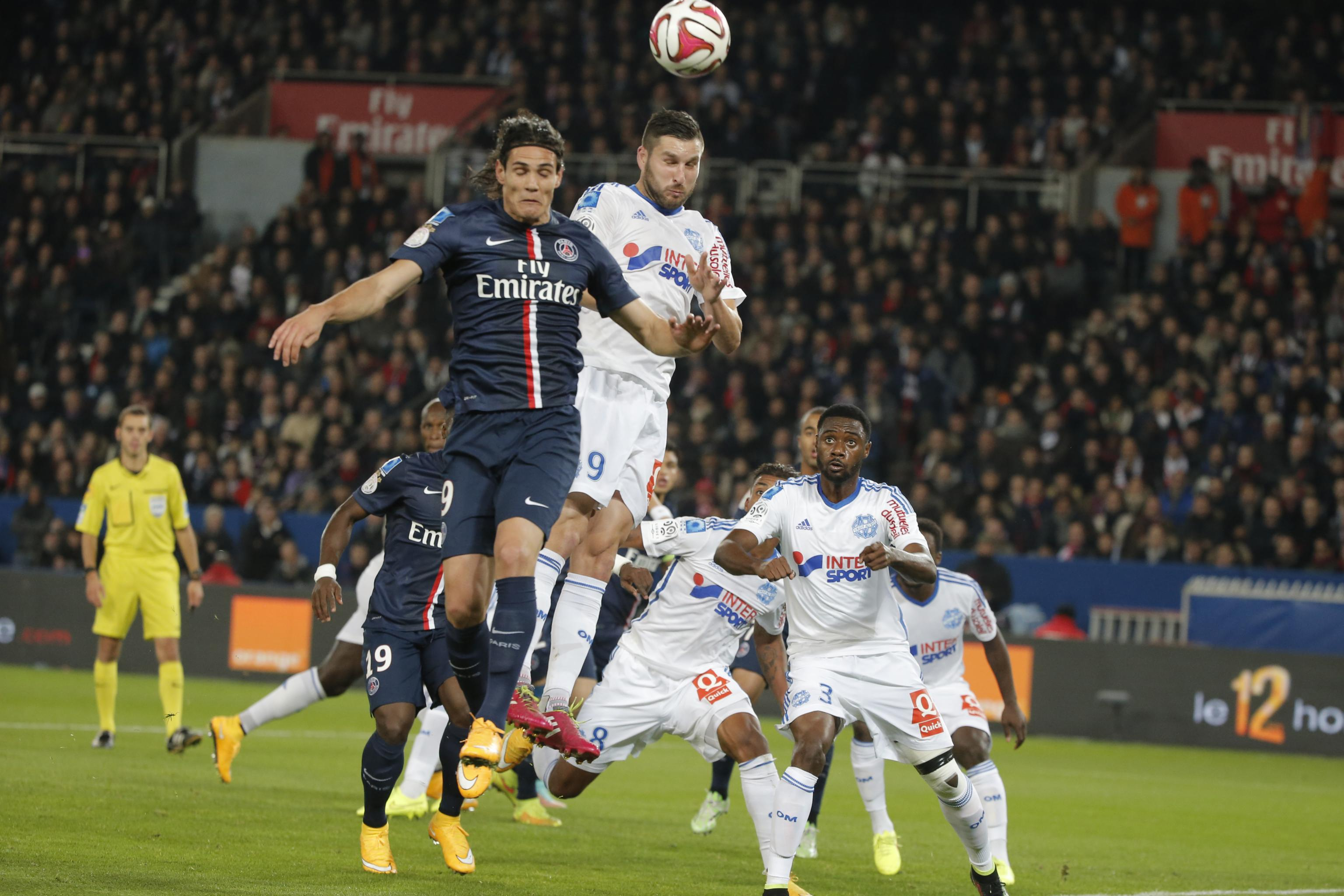 Psg Vs Marseille Score And Reaction From Ligue 1 Game Bleacher Report Latest News Videos And Highlights