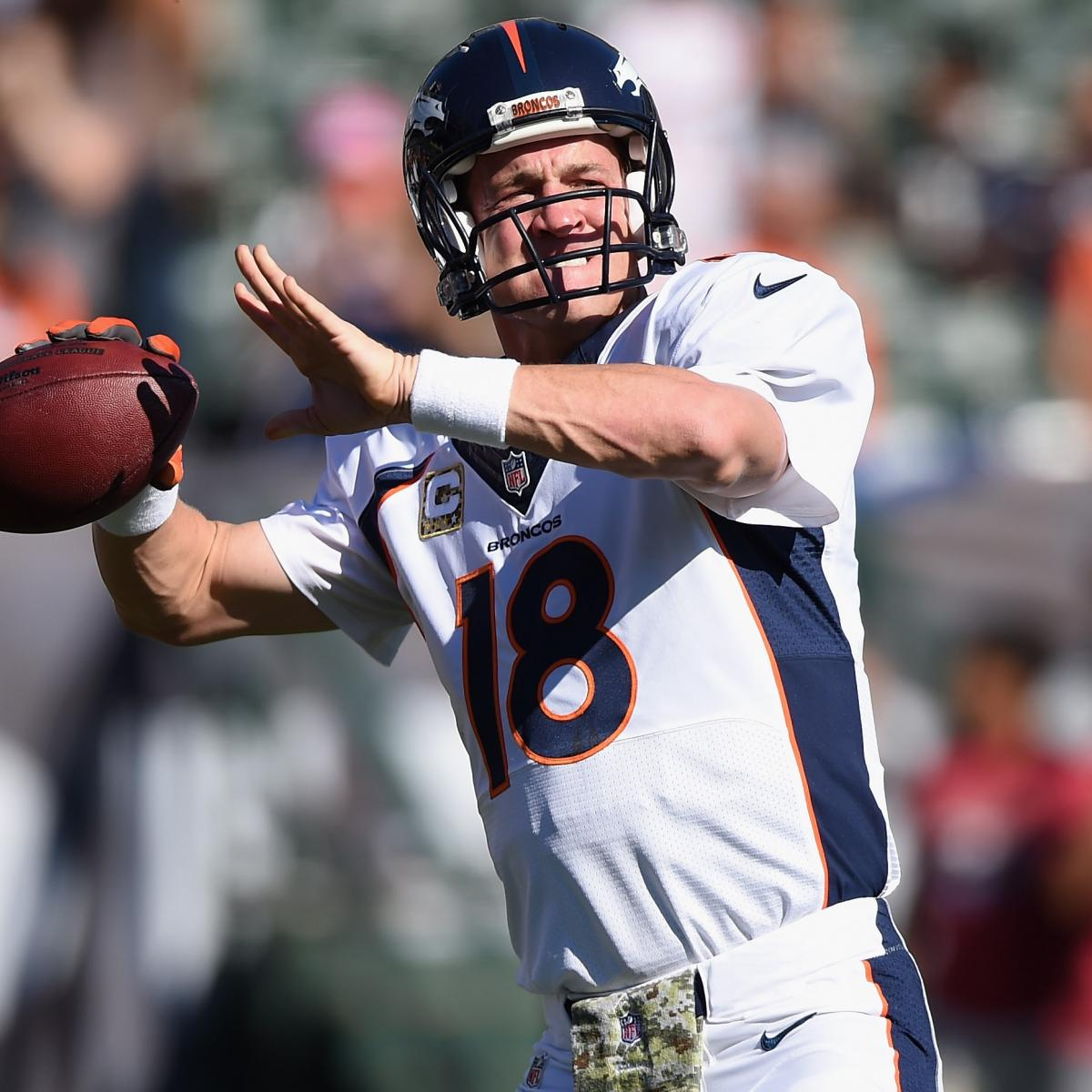 Peyton Manning, Julius Thomas' Instant Fantasy Reaction