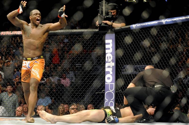 UFC Fight Night 56 Bonuses: Ovince St. Preux Pockets $50K for ...