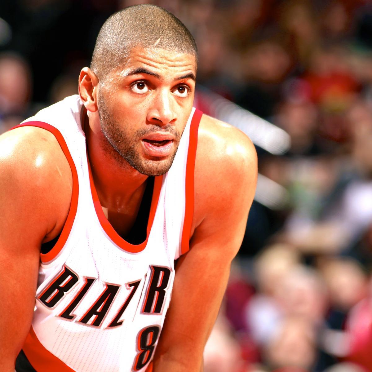 Nicolas Batum Portland Trail Blazers: Nicolas Batum Injury: Updates On Trail Blazers Star's Knee