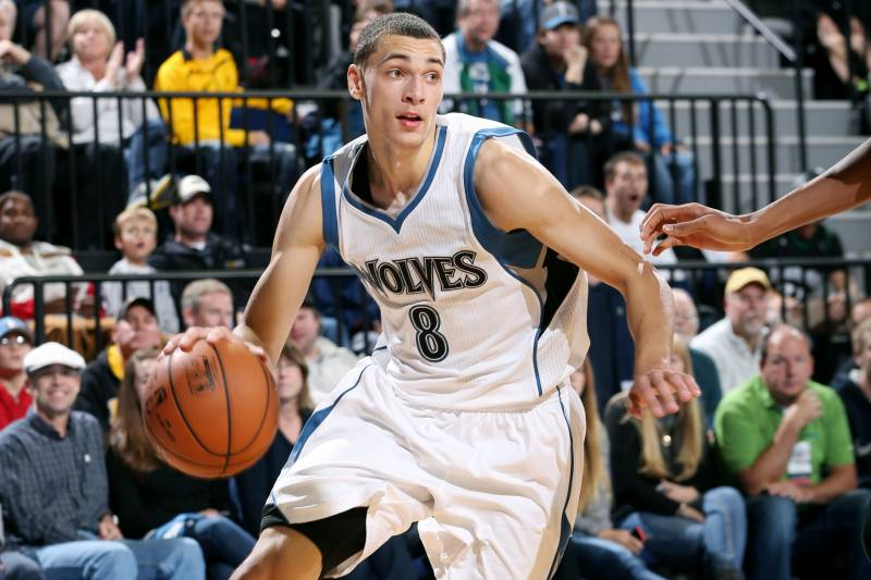 83a01ce2f Minnesota Timberwolves Must Figure out Who Zach LaVine Is While ...