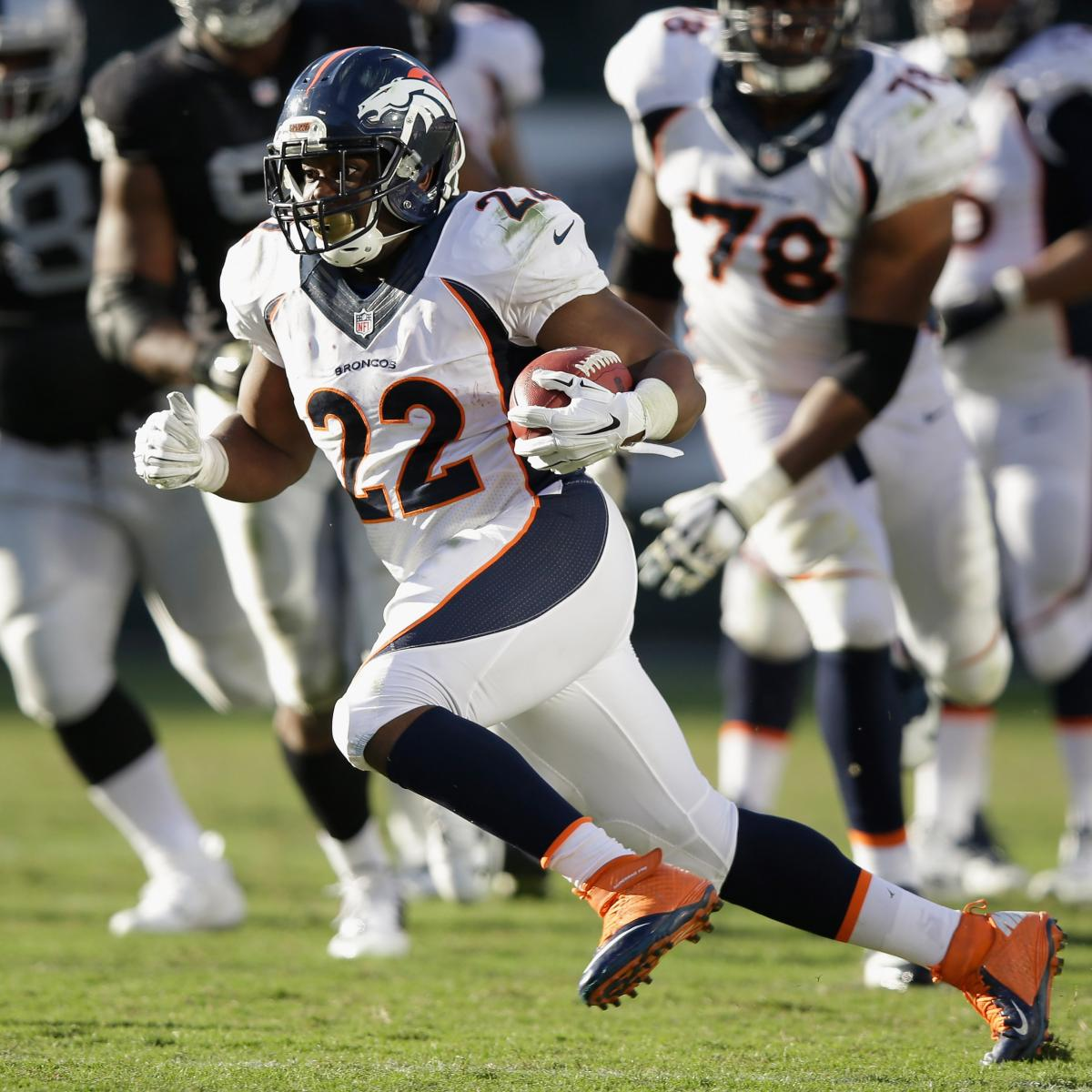 What's Next For Denver Broncos Rushing Attack After Injury
