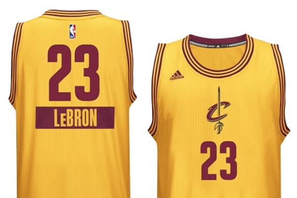 the 2014 nba christmas day jerseys are here and they are terrible bleacher report latest news videos and highlights - Nba Christmas Jerseys 2013