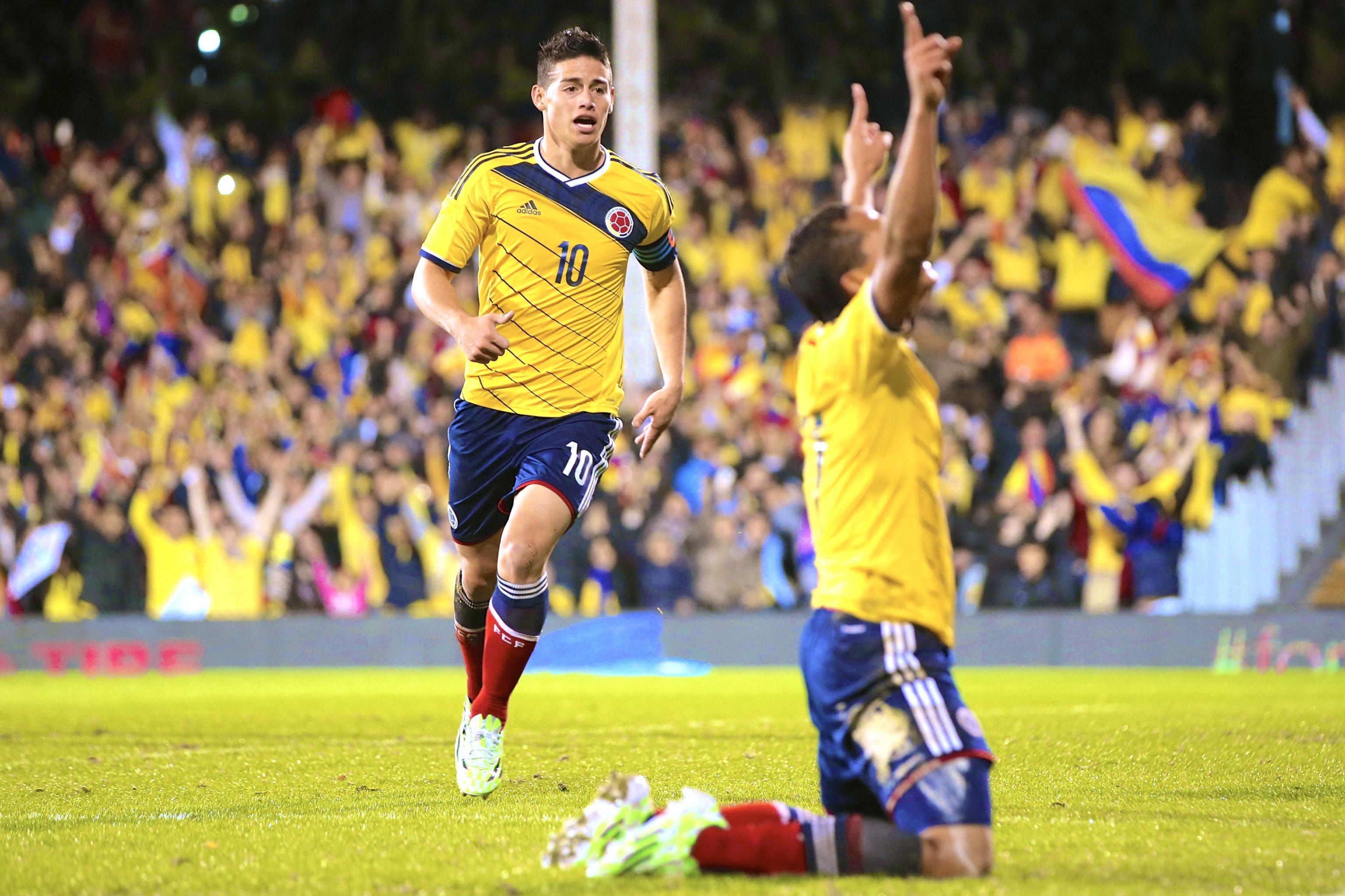 Colombia Vs Usa Score Grades And