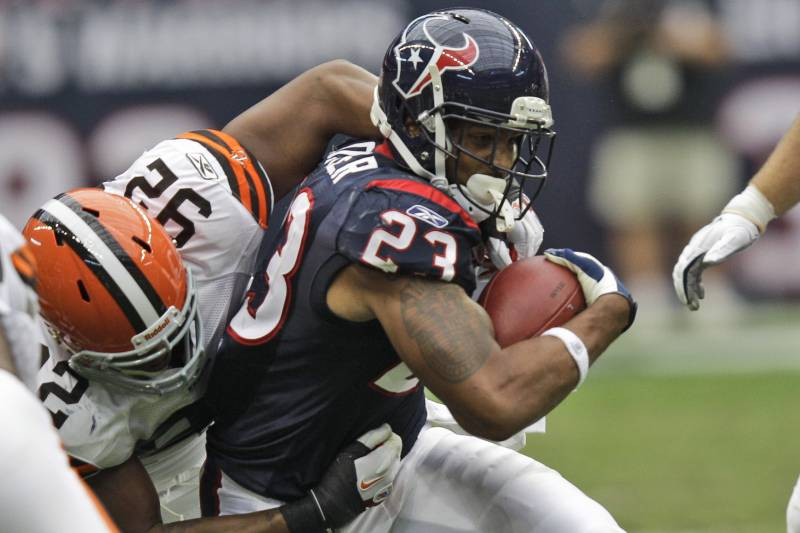 fd3902ca Houston Texans vs. Cleveland Browns: Live Houston Score and Analysis ...