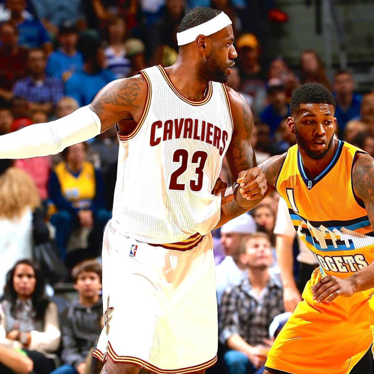 Nuggets Next Game: Denver Nuggets Vs. Cleveland Cavaliers: Live Score