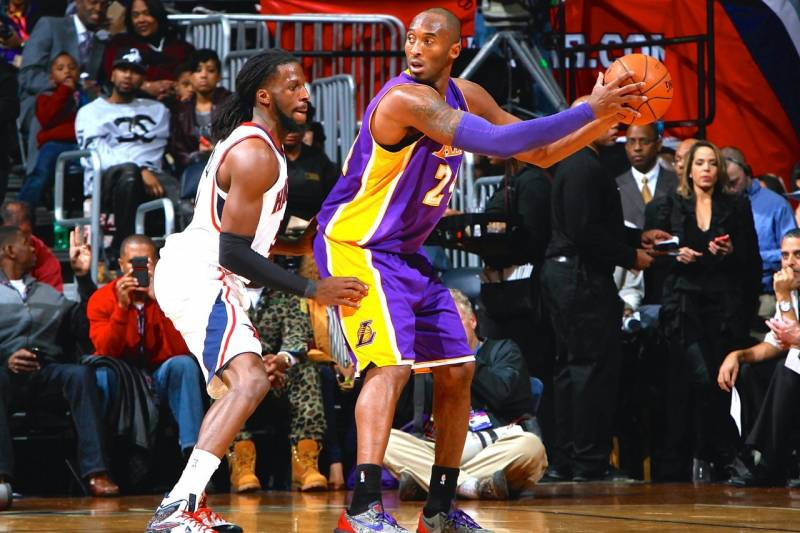 Los Angeles Lakers Vs Atlanta Hawks Live Score Highlights