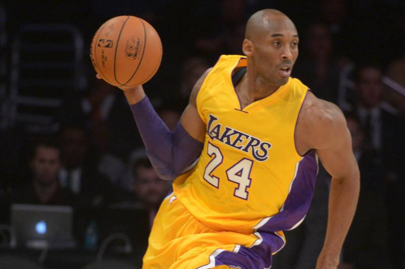 quality design f7ccc ee1a5 Rules No Longer Apply to Kobe Bryant and Los Angeles Lakers