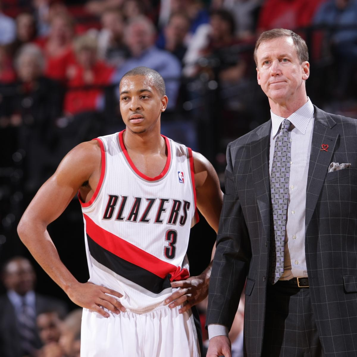 Blazers Injury Report: Why The Portland Trail Blazers Can Overcome C.J. McCollum