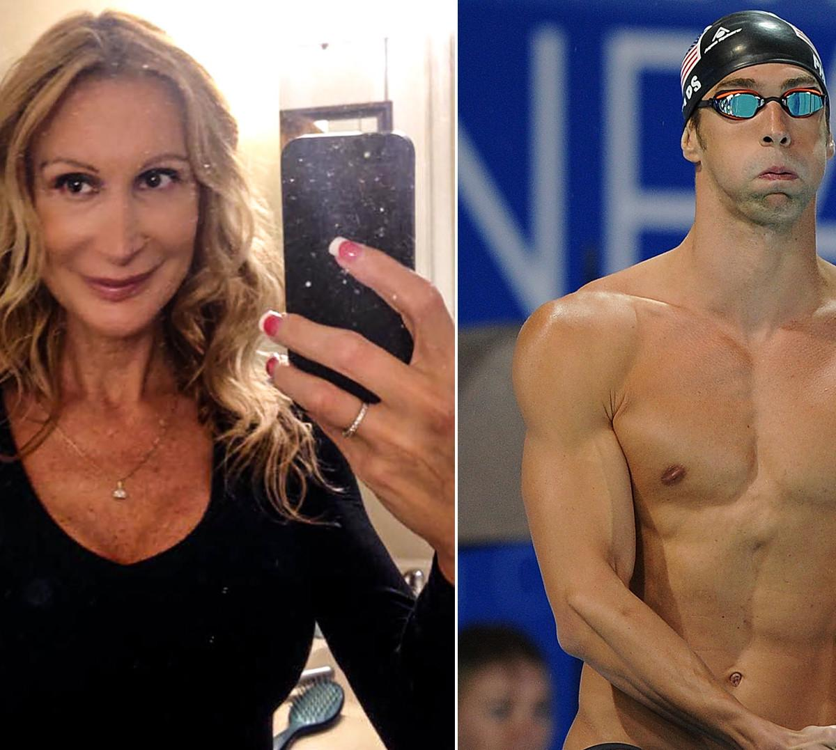 Woman Claiming To Be Gronk S Girlfriend Is Not His: Woman Claims To Be Michael Phelps' Girlfriend And Reveals