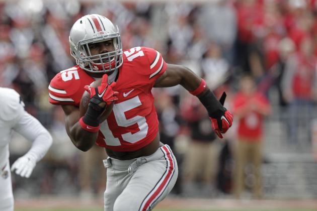 detailed look 9eddd 5db65 Ohio State's Ezekiel Elliott Belongs Among Big Ten's Best ...
