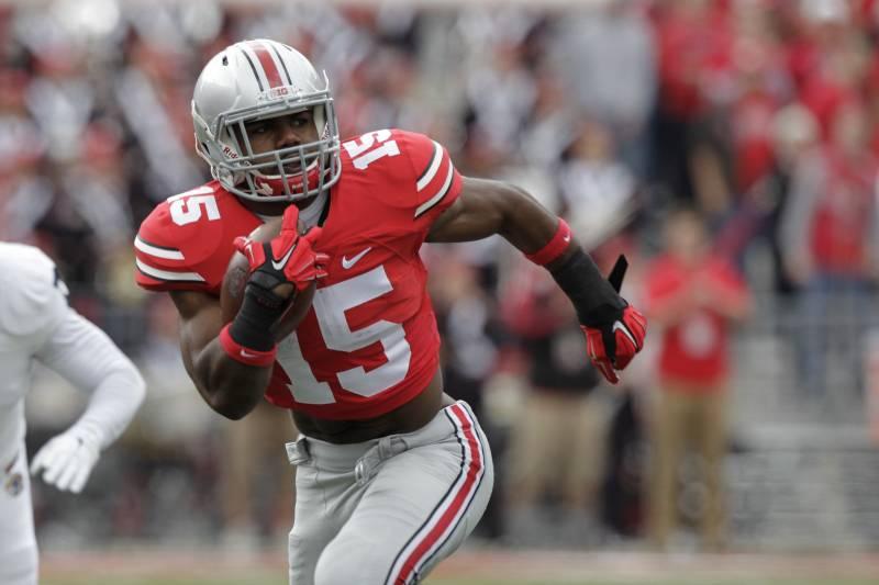 detailed look 4e500 d923f Ohio State's Ezekiel Elliott Belongs Among Big Ten's Best ...
