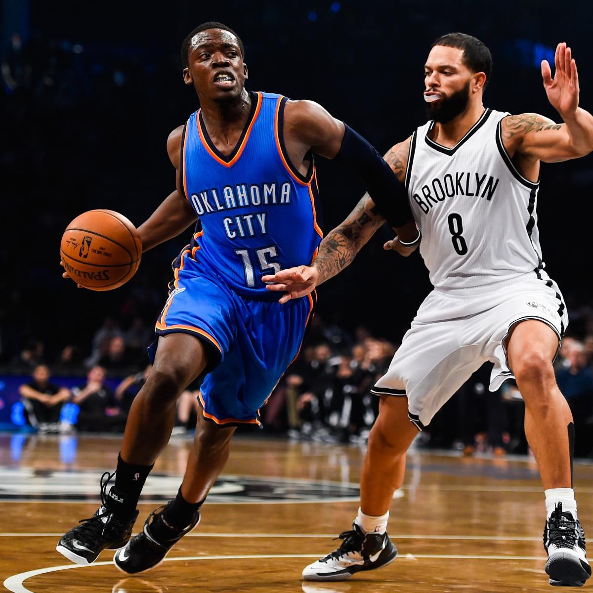 Brooklyn Nets Vs. Oklahoma City Thunder: Live Score