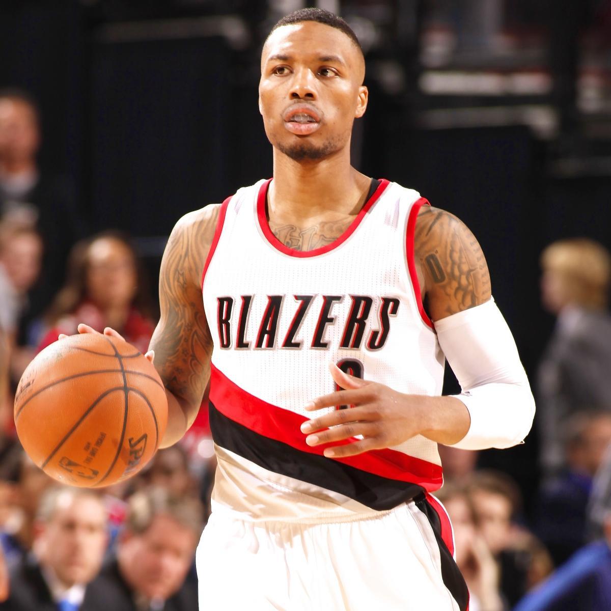 Blazers Score: Chicago Bulls Vs. Portland Trail Blazers: Live Score