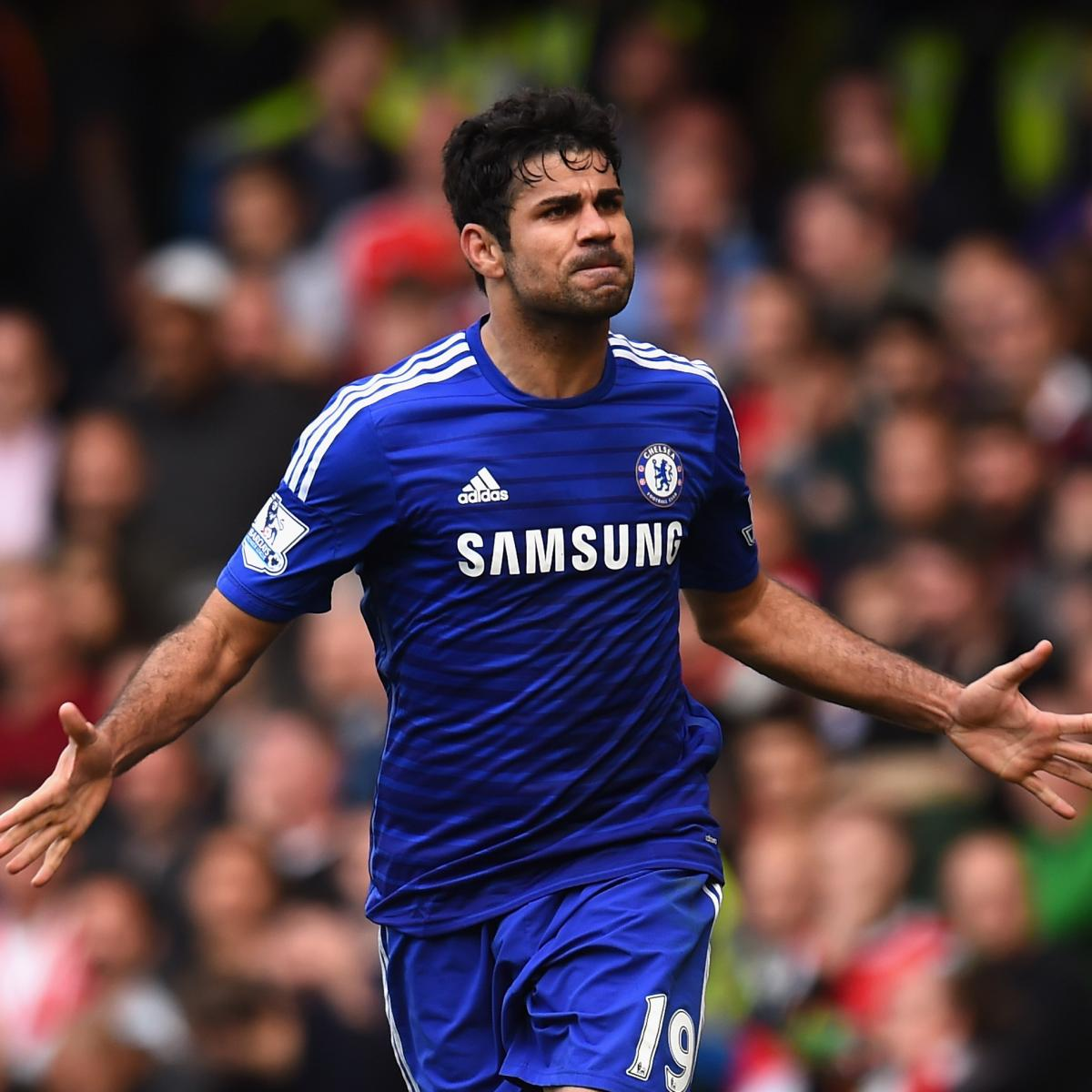 Psg Vs Manchester City Live Score Highlights From: Chelsea Vs. West Brom: Live Score, Highlights From Premier