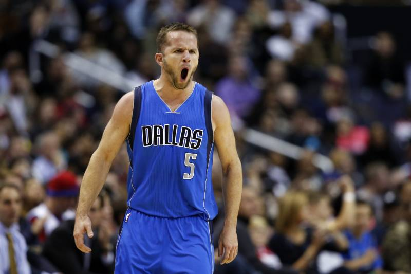 J.J. Barea's Return to Dallas Is Just What Mavericks Needed ...
